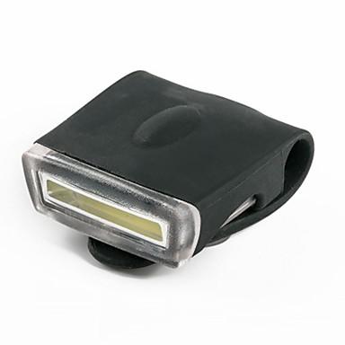 お買い得  自転車用ライト-LED 自転車用ライト 後部バイク光 LED サイクリング 屋外 点灯 ライト バッテリー ナチュラルホワイト レッド 日常使用 サイクリング 屋外