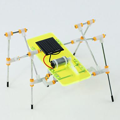 diy robot de energie solară manuale jucării de noutate