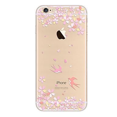 Telefonul mobil tpu pictat protejează coaja moale pentru seria iPhone