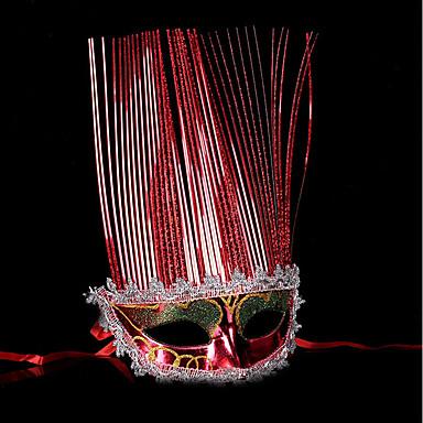 c98556c43 1pc para brincalhão de máscaras festa fantasia mascarada festa de  aniversário decoração de férias cor aleatória