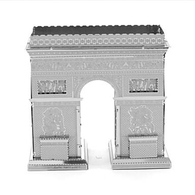 3D - Puzzle Holzpuzzle Metallpuzzle Spielzeuge Berühmte Gebäude Architektur 3D Heimwerken Metal Aleación keine Angaben Stücke