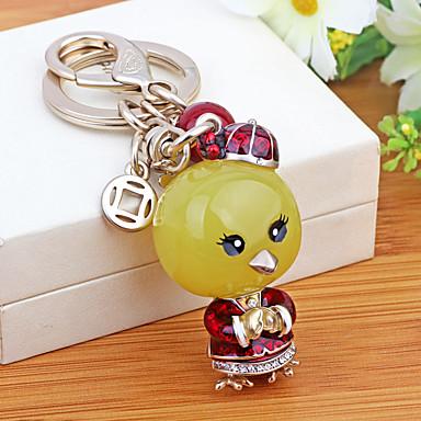 Tas / telefoon / sleutelhanger charme cartoon speelgoed korea stijl zink legering