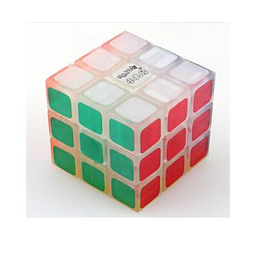 cubul lui Rubik Lumină strălucitoare Cube 3*3*3 Cub Viteză lină Cuburi Magice Alină Stresul puzzle cub Stralucire in intuneric Cadou