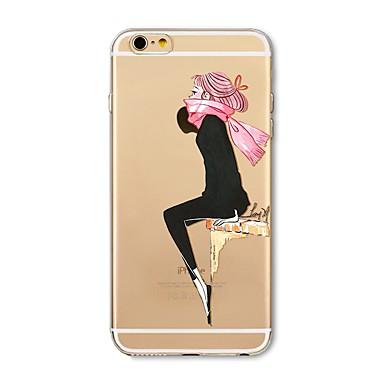 Maska Pentru iPhone 7 Plus iPhone 7 iPhone 6s Plus iPhone 6 Plus iPhone 6s iPhone 6 iPhone 5c iPhone 4s/4 iPhone 5 Apple iPhone X iPhone
