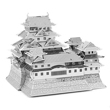 Puzzle 3D Puzzle Puzzle Metal Clădire celebru Arhitectură 3D Reparații MetalPistol Aliaj Unisex Cadou