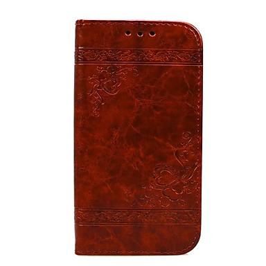 Maska Pentru Samsung Galaxy A5(2016) A3(2016) Titluar Card Portofel Cu Stand Întoarce Embosat Carcasă Telefon Inimă Greu PU piele pentru
