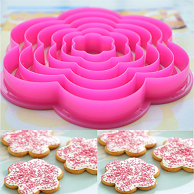 Cake Moulds Nieuwigheid Dagelijks gebruik Kunststoffen