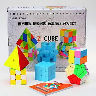 cubul lui Rubik z-cube pyraminx Mirror Cube Cub Viteză lină Cuburi Magice Alină Stresul puzzle cub Cadou Unisex