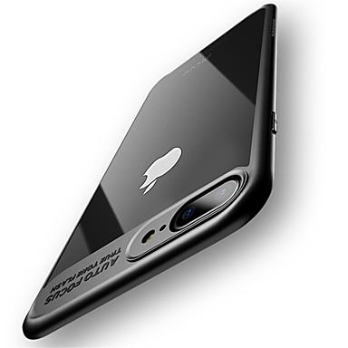 Maska Pentru iPhone 7 Plus iPhone 7 iPhone 6s Plus iPhone 6 Plus iPhone 6s iPhone 6 Apple Anti Șoc Oglindă Transparent Capac Spate