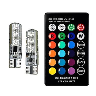 voordelige Autobinnenverlichting-JIAWEN T10 Automatisch Lampen Interior Lights