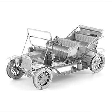Puzzle 3D Puzzle Puzzle Metal Mașină 3D Reparații Teak MetalPistol Unisex Cadou