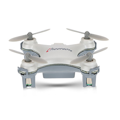 RC Dronă Cheerson CX10SE White 4CH 6 Axe 2.4G Quadcopter RC Lumini LED Zbor De 360 Grade Planare Quadcopter RC Telecomandă Cablu USB
