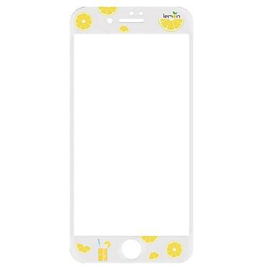 Ecran protector pentru Apple iPhone 7 Plus Sticlă securizată 1 piesă Ecran Protecție Întreg Rezistent la Zgârieturi Anti- Amprente 3D