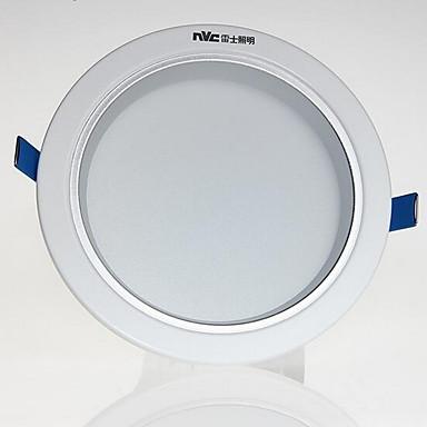 1pcs 6w led lumina de jos lumina calda galben / cald alb / alb ac220v gaura de dimensiune 90mm 360lm