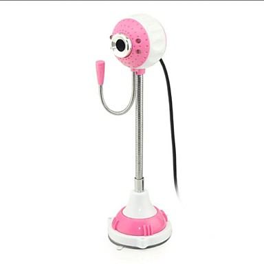 usb 2.0 cameră video webcam cu microfon 4 condus 30fps 640 x 480 pixeli pentru laptop PC