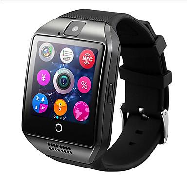 hhy q18 slim horloge met touchscreen camera tf kaart voor Android IOS