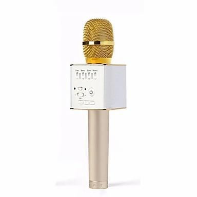 billige Mikrofoner-originalt mærke q9 mikrofon trådløs professionel magisk karaoke player mini bluetooth højttaler til iphone android telefon karaoke