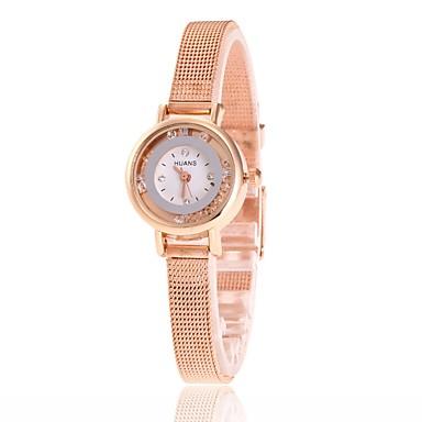 Pentru femei Ceas de Mână Ceas Elegant Ceas La Modă Chineză Quartz Aliaj Bandă Charm Casual Elegant