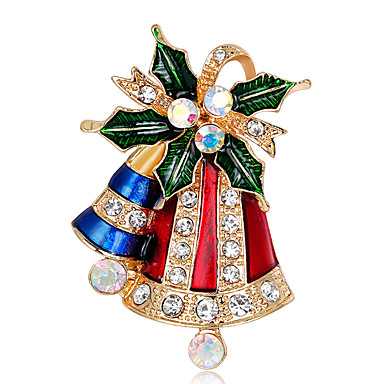 Women's Brooches - Ladies, Fashion Brooch Jewelry Assorted Color For Christmas / Gift