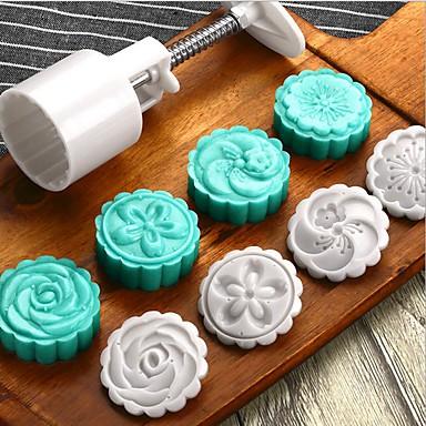 Instrumente cookie Rotund pentru pâine Pentru ustensile de gătit Ciocolatiu Biscuiți Plastice Reparații Ziua Recunoștinței ziua