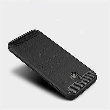 voordelige Galaxy J-serie hoesjes / covers-hoesje Voor Samsung Galaxy J7 (2017) / J7 (2016) / J5 Prime Mat Achterkant Effen Zacht TPU