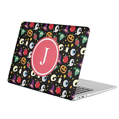 MacBook Carcase pentru Halloween Cranii Desene Animate TPU MacBook Air 13-inch MacBook Air 11-inch MacBook Pro Retina kijelzős, 13 hüvelyk