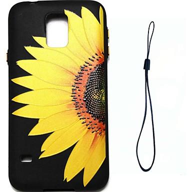 Maska Pentru Samsung Galaxy S8 Plus S8 Model Carcasă Spate Floare Moale TPU pentru S8 S8 Plus S7 edge S7 S6 edge S6 S5