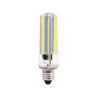 BRELONG® 1pc 8W 700 lm Ampoules Maïs LED 152 diodes électroluminescentes SMD 3014 Intensité Réglable Blanc Chaud Blanc AC110 AC220