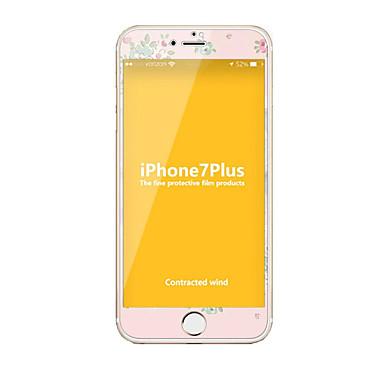 Ecran protector Apple pentru iPhone 7 Plus Sticlă securizată 1 piesă Ecran Protecție Întreg Anti- Amprente Rezistent la Zgârieturi Model