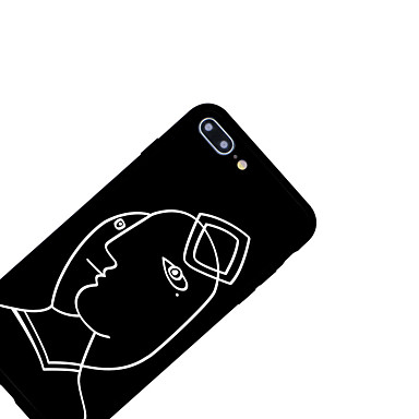 Acrilico iPhone Plus disegno Con Per Fantasia retro iPhone per ghiaccio 7 iPhone onde Custodia Resistente Plus 7 Effetto Per Apple 06207123 7 wROqUa