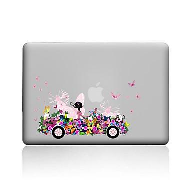 MacBook Carcase pentru Transparent Femeie Sexy PVC Noul MacBook Pro 15