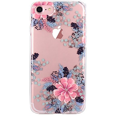 Fantasia 8 iPhone 06255321 iPhone X Morbido iPhone decorativo X Fiore Per iPhone Plus retro 8 Transparente Apple Per disegno Custodia iPhone TPU 8 per Aq0wBpxn