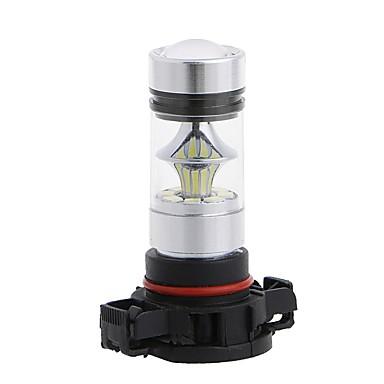 voordelige Automistlampen-2pcs H16 Automatisch Lampen 100W SMD LED 8000lm 20 Mistlamp For Universeel Alle Modellen Alle jaren
