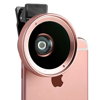 xihama d8 telefoane mobile lentilă 120 cu unghi larg de lentilă obiectiv macro aliaj de aluminiu 60mm pentru iPhone android