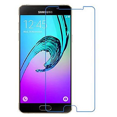 Képernyővédő fólia Samsung Galaxy mert A5(2016) Edzett üveg 1 db Kijelzővédő fólia 2.5D gömbölyített szélek 9H erősség High Definition