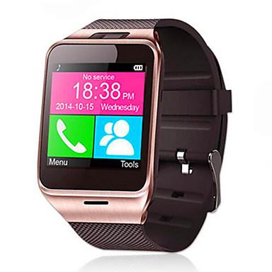 originele slimme horloge aplus gv18 met nfc-camera-functie bluetooth simkaart polshorloge voor iphone6 android telefoon