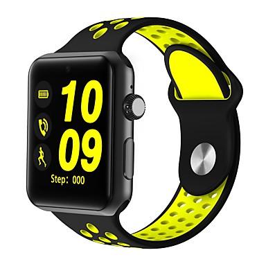 זול שעונים חכמים-smartwatch dm09 Bluetooth מסך עגול החיים ספורט עמיד למים עבור טלפונים ios אנדרואיד עם כרטיס ה- SIM pedometer לישון כושר גשש
