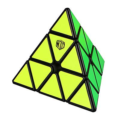 Zauberwürfel Ball 0934C-6 Pyramid Glatte Geschwindigkeits-Würfel Magische Würfel Puzzle-Würfel Dreieck Geburtstag Kindertag Geschenk