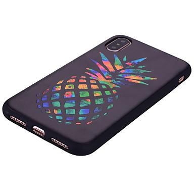 Per Plus Morbido Custodia iPhone X Plus Frutta Fantasia 06272845 iPhone Silicone iPhone Per 8 iPhone iPhone disegno 7 Apple iPhone 8 X 8 per retro UqxrU8PHw