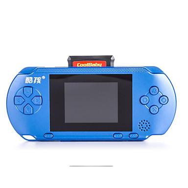 Consola de jocuri portabile 8 biți 3.0 inch ecran color încorporat în 400 de jocuri diferite pe ecran mare consola de jocuri portabile