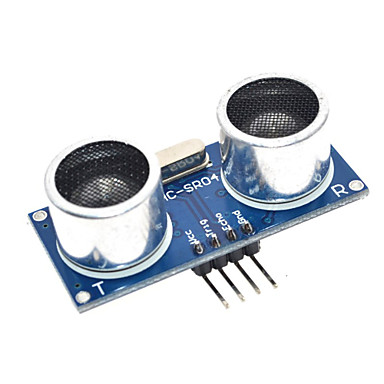 Ultrasone module Hc-Sr04 Afstandsmeting transducersensor, voor Arduino