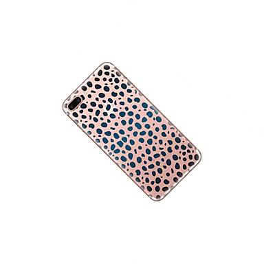 X iPhone TPU Morbido iPhone iPhone Apple Custodia per Plus retro disegno iPhone 8 iPhone X Leopardato 8 Fantasia 06318268 Per Per Transparente 8 FqCwfAxt