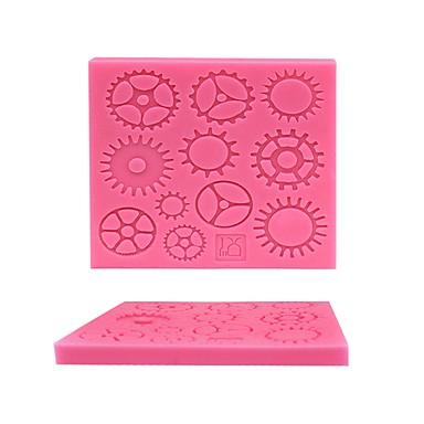 Strumenti bakeware silicone strumento di cottura per utensili da cucina stampi per torta 1pc del - Strumenti da cucina ...