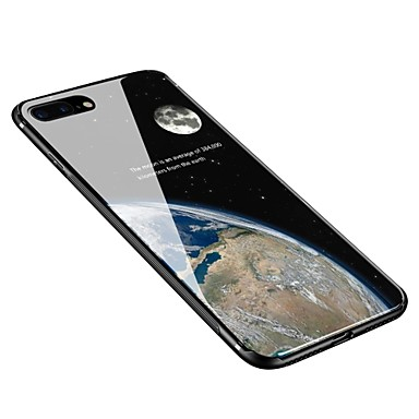 retro Plus 8 Apple 06392633 Vetro 8 Plus temperato iPhone Per per iPhone disegno Cielo Fantasia X X iPhone 8 Custodia iPhone Per iPhone Morbido wvHg5OnYY