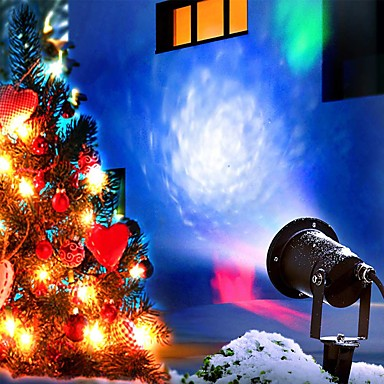 12 W LED-strålkastare RGB 100-240 V Utomhus / Dekorativa bröllops-scener / Vardagsanvändning 4 LED-pärlor