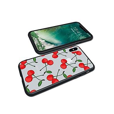 8 retro Cartoni Per disegno Plus iPhone per iPhone iPhone TPU 8 06446755 Apple Morbido Frutta Plus X Per iPhone X animati Fantasia Custodia iPhone w7vqvX