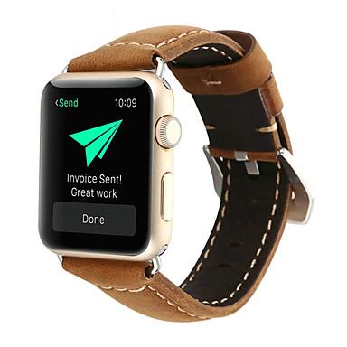 حزام إلى Apple Watch Series 3 / 2 / 1 Apple شريط المعصم بكلة كلاسيكية