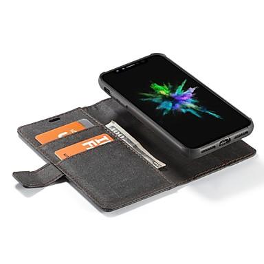 Porta sintetica 8 carte da Integrale Per iPhone Fai X per portafoglio Apple te di Tinta credito iPhone 06443125 pelle unica A Custodia Resistente xnXYqfp0f