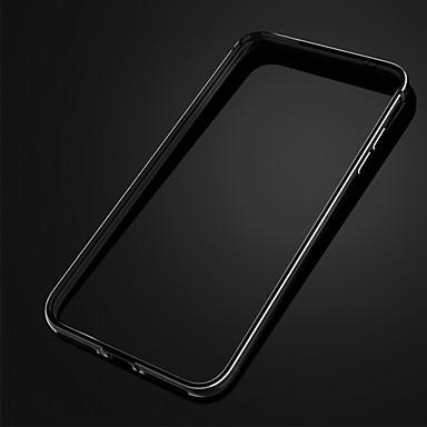 Για Θήκη iPhone 6 Ανθεκτική σε πτώσεις / Εξαιρετικά λεπτή tok Αντικραδασμική tok Μονόχρωμη Σκληρή Μεταλλικό iPhone 6s/6