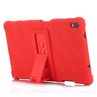 sports shoes 4611e f241b Case For Lenovo Lenovo Tab 4 8 Plus with Stand Back Cover Solid ...